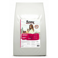 Карми (Karmy®) д/кошек сухой ADULT телятина (мешок) 10 кг