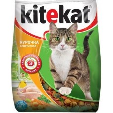 Китекет (Kitekat®) д/кошек Сухой 350 гр Курица
