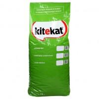 Китекет (Kitekat®) д/кошек Сухой Мешок 15 кг Мясной Пир