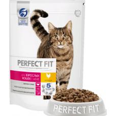 Перфект фит (Perfect Fit®) д/ Кошек взрослых 190 гр Курица