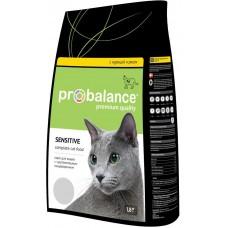 ПроБаланс (ProBalance®) д/кошек Сухой 1,8 кг м/у с Чувств. пищевар. Курица/Рис