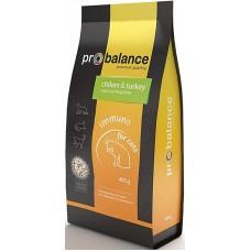 ПроБаланс (ProBalance®) д/кошек Сухой 400 гр м/у Курица/Индейка