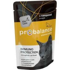 ПроБаланс (ProBalance®) д/кошек пауч 85 гр  Говядина