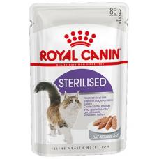 Роял Канин (Royal Canin®) д/ кошек ПАУЧ 85 гр Стерилизован. Паштет