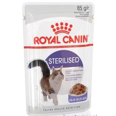 Роял Канин (Royal Canin®) д/ кошек ПАУЧ 85 гр Стерилизован. Желе