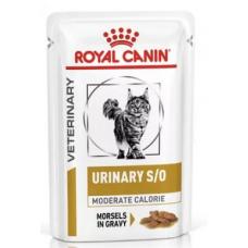 Роял Канин (Royal Canin®) ветеринарная (Veterinary) д/ кошек ПАУЧ 85 гр Уринари С/О (URINARY S/O) паштет
