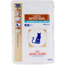 Роял Канин (Royal Canin®) ветеринарная (Veterinary) д/ кошек ПАУЧ 85 гр Гастроинтестинал (GASTRO INTESTINAL)