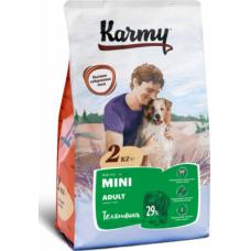 Карми (Karmy®) д/Собак мини  MINI ADULT телятина  2 КГ