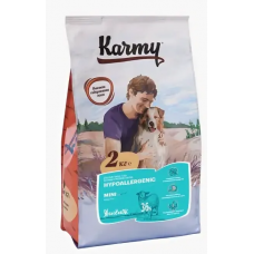 Карми (Karmy®) д/Собак мини  MINI HYPOALLERGENIC ягнёнок  2 КГ