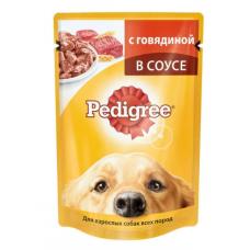 Педигри (Pedigree ®) д/ собак пауч 100 гр Говядина