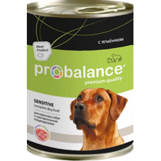 ПроБаланс (ProBalance®) д/собак ж/б 850 гр Ягнёнок